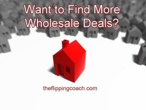 Want to Find More Wholesale Deals